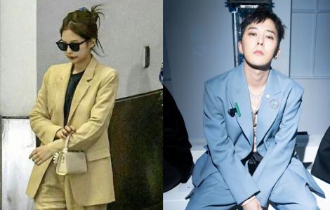 Những lần G-Dragon và Jennie mặc đồ đồng điệu