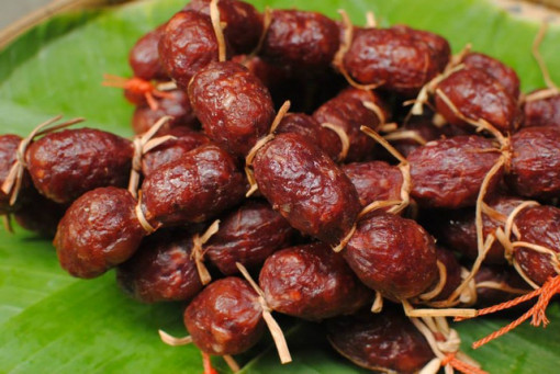 """Những món ăn """"xoắn não"""" của ẩm thực Việt"""