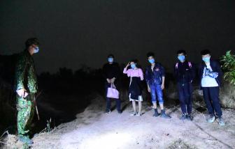 Bắt giữ 5 đối tượng người Trung Quốc nhập cảnh trái phép vào Việt Nam