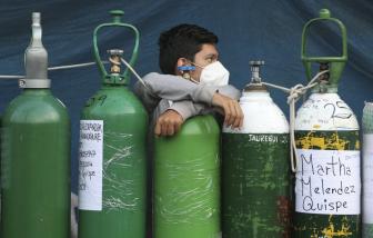 Các nước châu Phi và Mỹ Latinh thiếu hụt nghiêm trọng nguồn cung khí oxy cho y tế