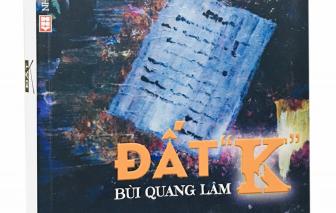 """Đất """"K"""" và những gam màu của Bùi Quang Lâm"""