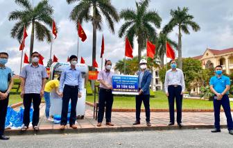 Hòa Bình chung tay xây dựng ATM gạo giúp đồng bào Hải Dương