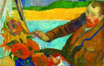 Những bông hoa hướng dương của Van Gogh