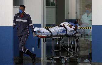 Brazil vượt mốc 250.000 người tử vong vì COVID-19