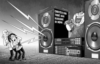 """Chủ tịch Nguyễn Thành Phong: """"Đừng thấy tiếng ồn từ karaoke tự phát là chuyện bình thường"""""""