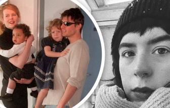 Con gái nuôi bí ẩn của Tom Cruise và Nicole Kidman bất ngờ xuất hiện