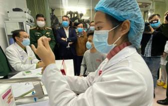 Sáng nay (26/2), Việt Nam thử nghiệm lâm sàng vắc-xin COVID-19 giai đoạn 2