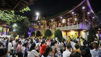 Vụ chùa Viên Giác tụ tập cả ngàn người: Chủ tịch Nguyễn Thành Phong đề nghị kiểm điểm trách nhiệm