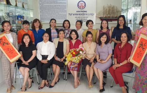 Tạo sự kết nối với các nữ doanh nhân