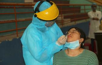 4.000 sinh viên Đại học Huế được xét nghiệm COVID-19 trước khi trở lại trường học