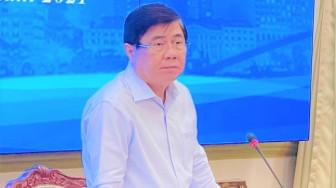 """Chủ tịch UBND TPHCM: """"Lấy mốc 15/4 giải quyết xong vướng mắc thị trường bất động sản"""""""