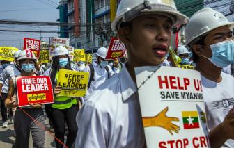 Đại sứ Myanmar tại Liên Hiệp Quốc lên án cuộc đảo chính của quân đội