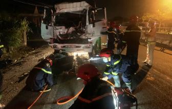 Quảng Ngãi: Tai nạn giao thông, 1 người chết  2 người bị thương