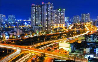 """TP. Hồ Chí Minh sẽ thành """"thành phố ánh sáng"""" về đêm"""