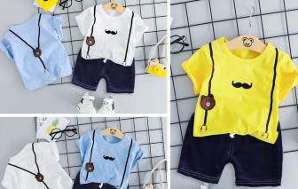 4 điểm bố mẹ cần lưu ý khi lựa chọn quần áo cho trẻ