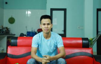 """Khen thưởng """"người hùng"""" Nguyễn Ngọc Mạnh cứu cháu bé ngã từ tầng 12 chung cư"""