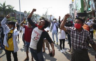 Liên Hợp Quốc lên án hành động trấn áp cuộc biểu tình tại Myanmar