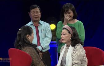 NSND Kim Cương gặp lại con gái nuôi sau 45 năm thất lạc
