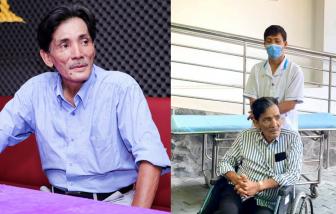 Nghệ sĩ Thương Tín xuất viện, Mạnh Thường Quân ủng hộ hơn 350 triệu đồng