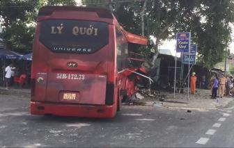 Đồng Tháp: Xe khách tông vào đoàn xe đạp thể dục, 7 người thương vong