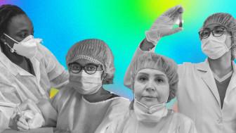 Các nhà khoa học nữ đi đầu trong cuộc chiến vượt qua đại dịch