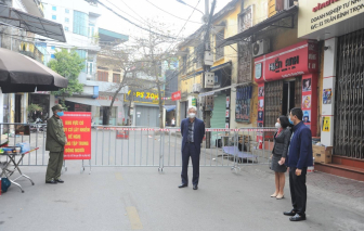Người về Hà Nội từ 4 địa điểm này ở Hải Dương phải cách ly đủ 14 ngày