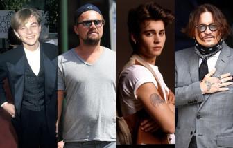 """Còn đâu """"nam thần vạn người mê"""" Leonardo DiCaprio?"""