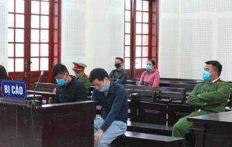 Đưa 8 người vượt biên sang Trung Quốc, 2 người đàn ông chia nhau 8 năm tù