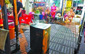 Theo chân tổ liên ngành xử lý karaoke gây ồn