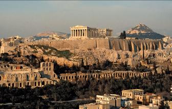 Động đất mạnh hơn 6 độ Richter ở Hy Lạp, chấn động sang nhiều nước láng giềng