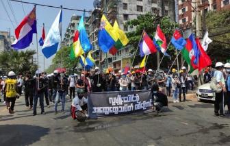 Khuyến cáo công dân Việt Nam sắp xếp lịch trình về nước trước diễn biến bất ổn ở Myanmar