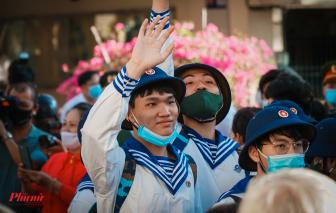 TPHCM: Hơn 4.600 thanh niên lên đường sẵn sàng bảo vệ Tổ quốc