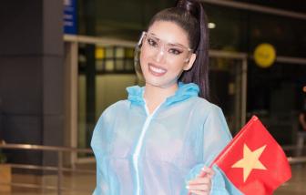 """2 hoa hậu tại """"Hoa hậu Hoà bình Quốc tế"""" mắc COVID-19, đại diện Việt Nam âm tính"""