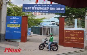 34 trạm y tế tại TPHCM ngưng khám chữa bệnh