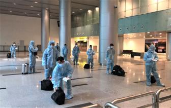 400 công dân Việt từ Myanmar đã về tới Đà Nẵng