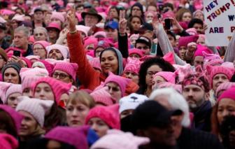 Phụ nữ thế giới mạnh dạn nói lên hy vọng trong năm 2021