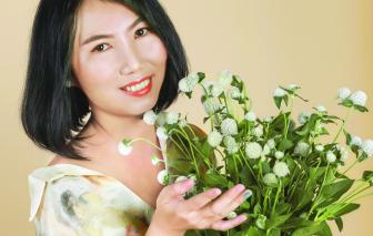 Nhà thiết kế Bích Sơn: Lối riêng nhỏ với thời trang bền vững