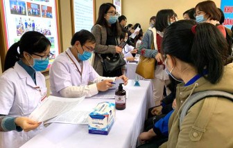 Sáng nay bắt đầu tuyển tình nguyện viên tham gia thử nghiệm vắc xin COVIVAC