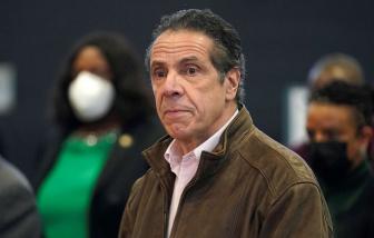 """Thống đốc New York xin lỗi vụ bê bối tình dục nhưng khẳng định """"sẽ không từ chức"""""""