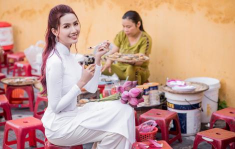 """Hoa hậu Phan Thị Mơ: Chẳng còn ai hỏi tôi """"chừng nào lấy chồng?"""""""