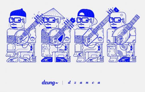 """Dzanca của Dzung: """"Dzũng sĩ"""" hai kiếm"""