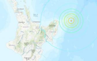 Cảnh báo sóng thần trên toàn Thái Bình Dương, hàng ngàn người dân New Zealand sơ tán