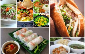 Gỏi cuốn, thắng cố Bắc Hà… là những món ăn đặc sản Việt Nam 2020-2021