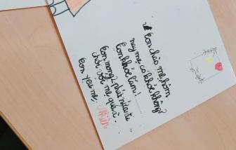 Cô con gái mê viết tình thư cho mẹ