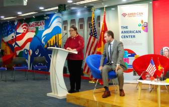 Tổng lãnh sự Mỹ ấn tượng với nhiều nữ doanh nhân Việt thành đạt