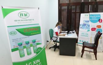 Trường đại học Y Hà Nội tuyển tình nguyện viên thử nghiệm vắc-xin COVIVAC