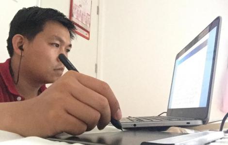 Sinh viên đến từ vùng có dịch chưa thể học tập trung tại trường
