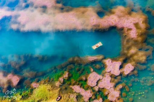 """Những hồ nước khiến du khách """"phải lòng"""" ở Lâm Đồng"""