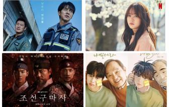 """4 phim truyền hình Hàn Quốc và loạt sao hứa hẹn """"bùng nổ"""" tháng 3"""