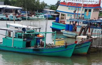 Cà Mau: Điều tra vụ chết người chưa rõ nguyên nhân trên biển